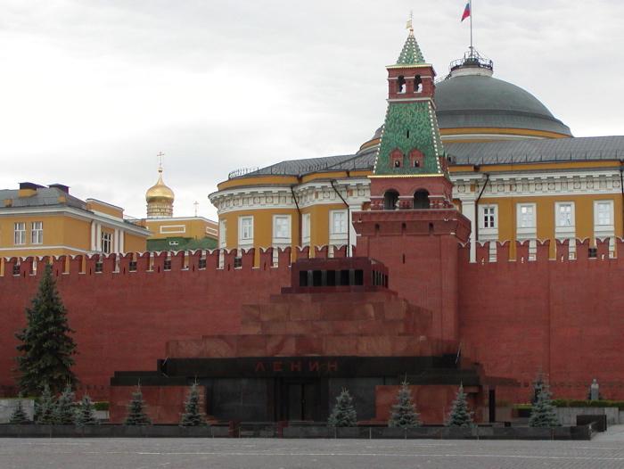 Мавзолей Владимира Ильича Ленина в Москве. | Фото: travel2moscow.com.