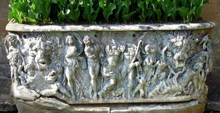 Неожиданная находка: саркофаг из Бленхейма.