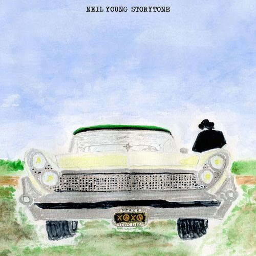 Neil Young  2014 - Storytone